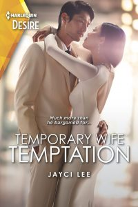 Temporary Wife Temptation by Jayci Lee