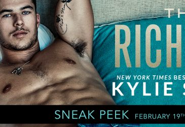 Spotlight: Sneak Peek into The Rich Boy by Kylie Scott