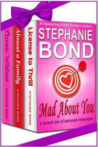 Mad About You by Stephanie Bond