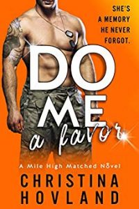 Do Me a Favor by Christina Hovland