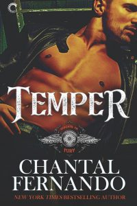 Temper by Chantal Fernando