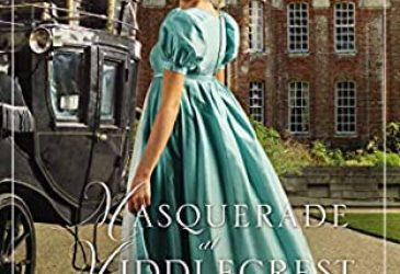 Review: Masquerade at Middlecrest Abbey by Abigail Wilson