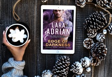 Audiobook Review: Edge of Darkness by Lara Adrian