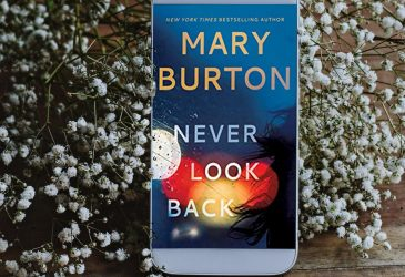 Review: Never Look Back by Mary Burton