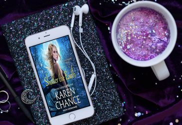 Audiobook Review: Shatter the Earth by Karen Chance