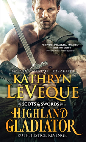 Review: Highland Gladiator by Kathryn LeVeque