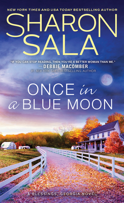 Review: Once in a Blue Moon by Sharon Sala