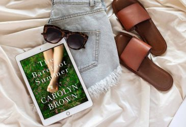 Sweet Delight Audiobook Review: The Barefoot Summer by Carolyn Brown