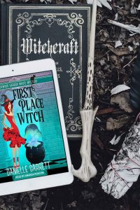 First Witch by Danielle Garrett