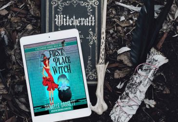 Sweet Delight Audiobook Review: First Place Witch by Danielle Garrett