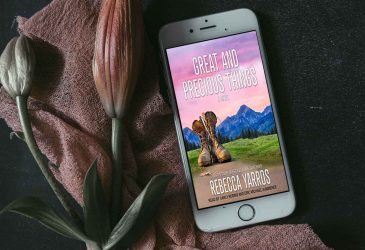Audiobook Review: Great and Precious Things by Rebecca Yarros