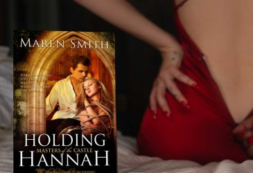 Afternoon Delight Review: Holding Hannah by Maren Smith