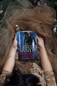 Immortal Angel by Lynsay Sands