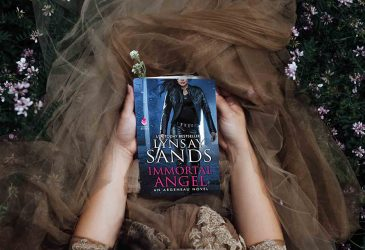Review: Immortal Angel by Lynsay Sands