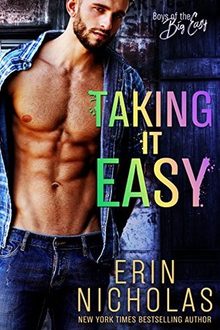 Review: Taking It Easy by Erin Nicholas