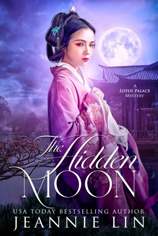 Review: The Hidden Moon by Jeannie Lin