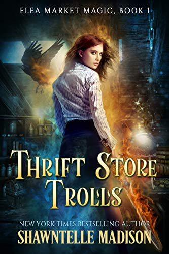Thrift Store Trolls by Shawntelle Madison