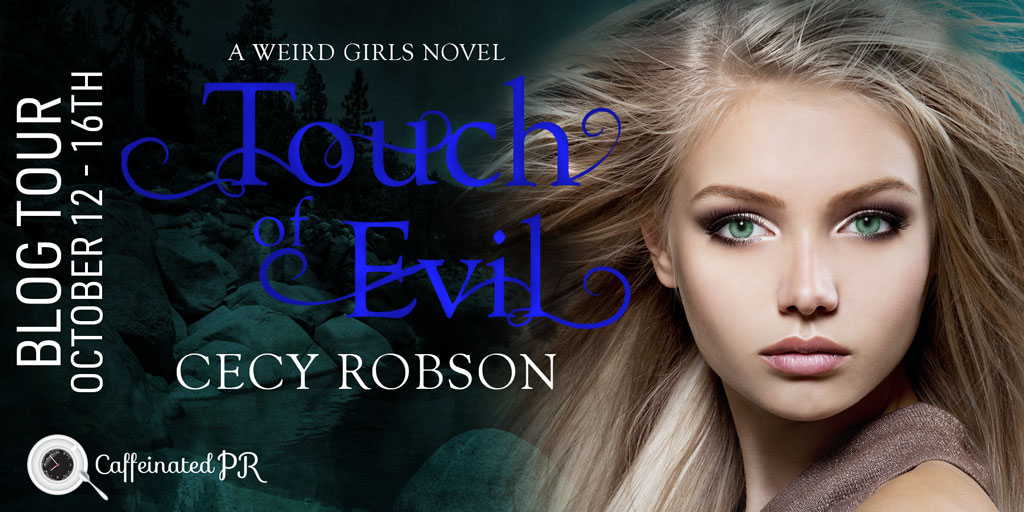 Spotlight & Giveaway: Touch of Evil by Cecy Robson