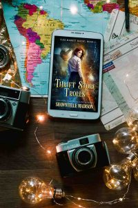 The Thrift Store Trolls by Shawntelle Madison