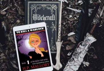 Review: To Kill a Warlock by H.P. Mallory