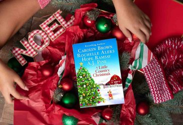 Review: A Little Country Christmas by Carolyn Brown, Hope Ramsay, Rochelle Alers, A.J. Pine