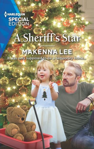 Review: A Sheriff's Star by Makenna Lee
