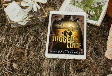 Review: Jagged Edge by Kendall Talbot