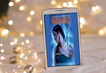 Audio Book Review: Smoke Bitten by Patricia Briggs