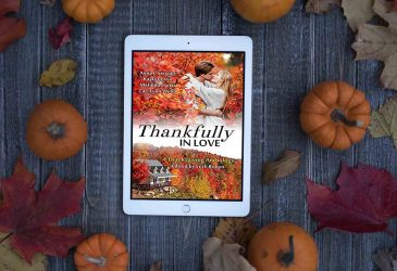 Review: Thankfully in Love: A Thanksgiving Anthology by Anna J Stewart, Kayla Perrin, Melinda Curtis, Cari Lynn Webb