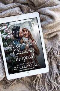 A Convenient Christmas Proposal by C.J. Carmichael