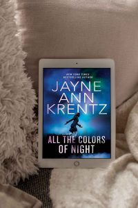 All the Colors of the Night by Jayne Ann Krentz