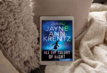 Review: All the Colors of the Night by Jayne Ann Krentz