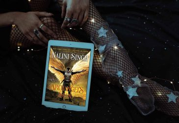Review: Archangel's Sun by Nalini Singh