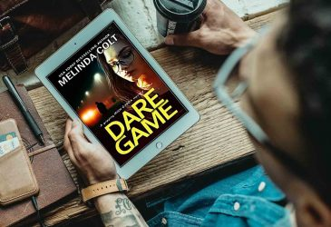 Review: Dare Game by Melinda Colt