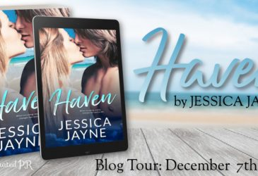 Spotlight & Giveaway: Haven by Jessica Jayne