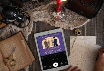 Audio Delight Review: The Sugared Game by K.J. Charles