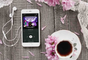 Sweet Audio Delight Review: Bad Ghosts Club by Danielle Garrett