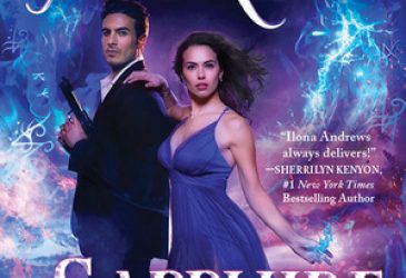 Review: Sapphire Flames by Ilona Andrews