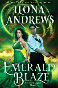 Emerald Blaze by Ilona Andrews