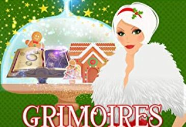 Sweet Afternoon Delight Review: Grimoires and Gingerbread by Danielle Garrett