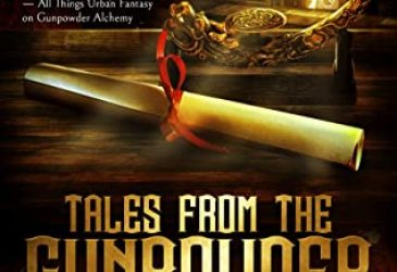 Review: Tales From the Gunpowder Chronicles by Jeannie Lin